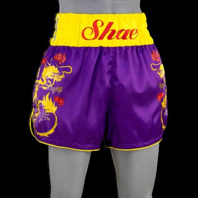 DRAGON MTS Jason Muay Thai Shorts