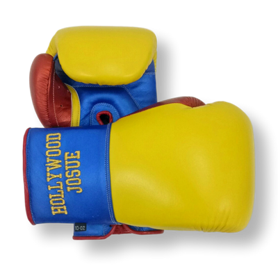 Gloves Laced / Ridged Josue Boxing Gloves