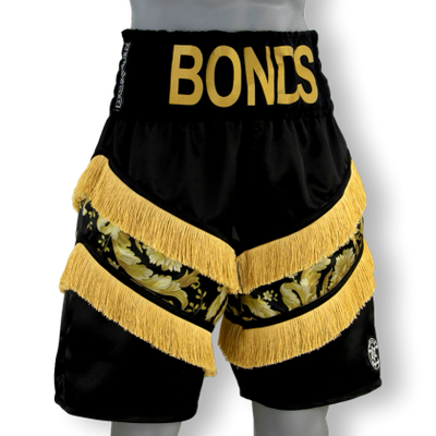 Jazzy BX Amber Boxing Shorts & Trunks