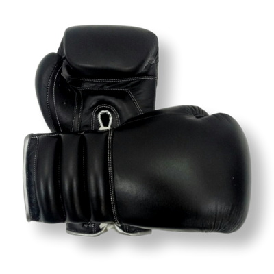 Gloves Laced / Ridged Taylor Boxing Gloves