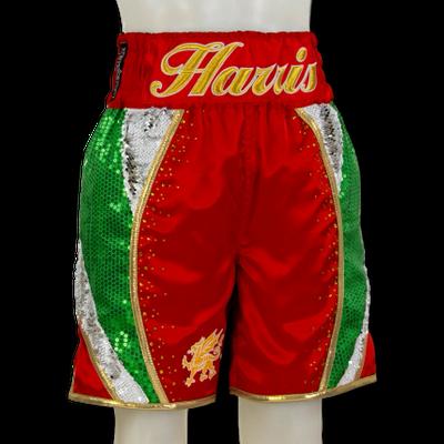 Haymaker BX Craig Custom Boxing Shorts & Trunks