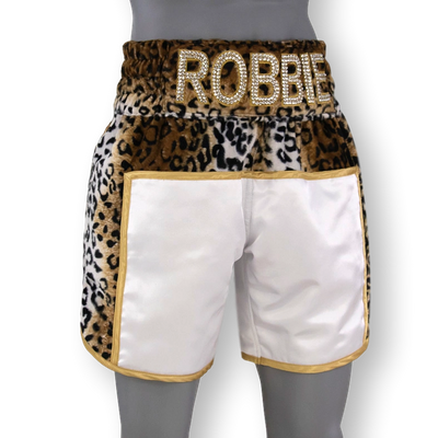 JOSHUA BX John Custom Boxing Shorts & Trunks