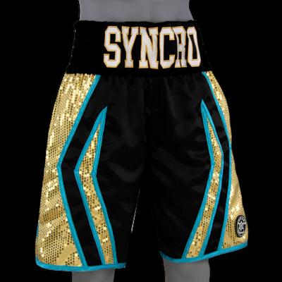 CHAMPION BX Frank Custom Boxing Shorts & Trunks