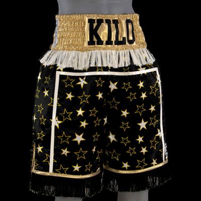 JOSHUA BX Cameron Custom Boxing Shorts & Trunks