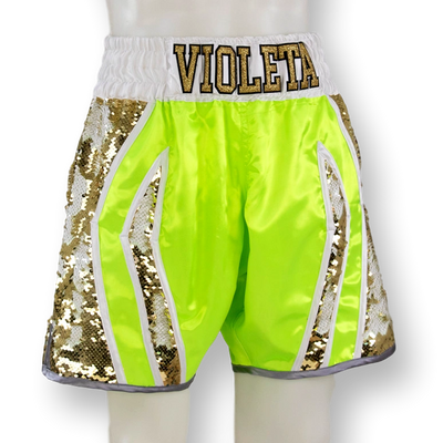 CHAMPION BX Chella Custom Boxing Shorts & Trunks