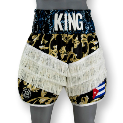 Rebel BX Nicola Custom Boxing Shorts & Trunks