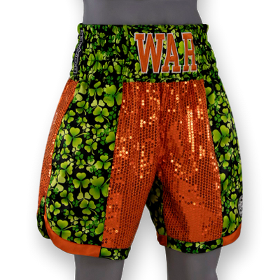 All Mayweather BX Craig Custom Boxing Shorts & Trunks