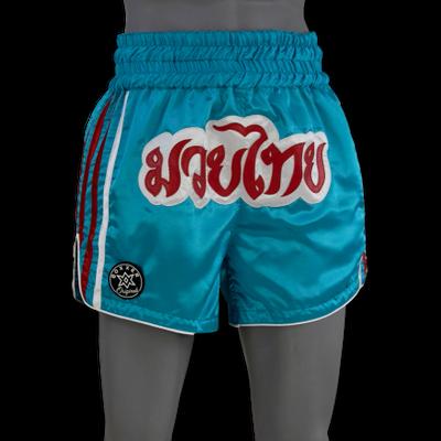 PIN STRIPE MTS Brandan Muay Thai Shorts