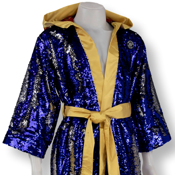 Personalised Boxing Robes