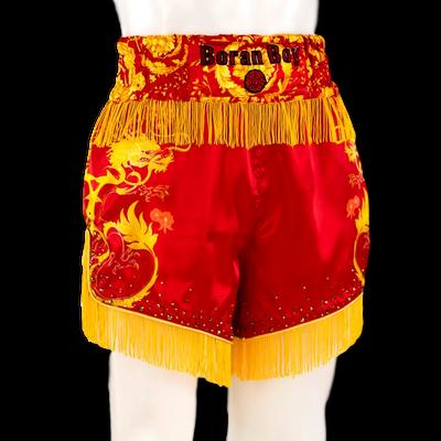 DRAGON MTS Charles Muay Thai Shorts