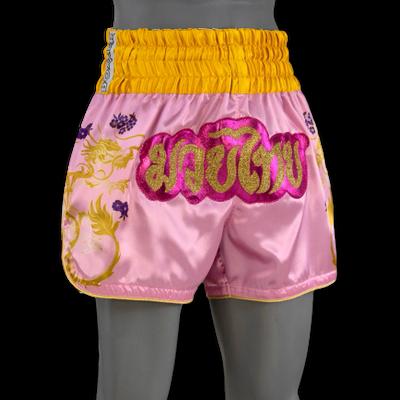 DRAGON MTS Robyn Muay Thai Shorts