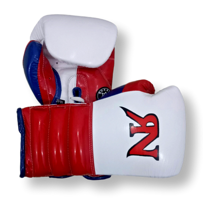 Gloves Laced / Ridged Michaele Boxing Gloves