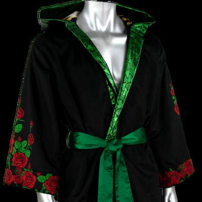 Roses Robe Devon Robes