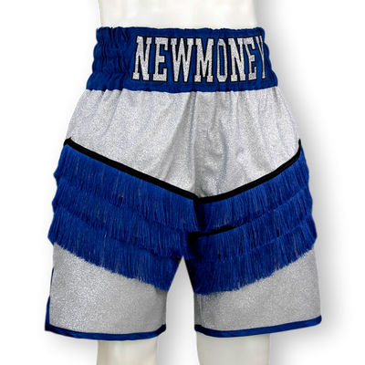 Rebel BX Kisa Custom Boxing Shorts & Trunks