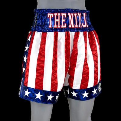 CREED BX Brandon Custom Boxing Shorts & Trunks
