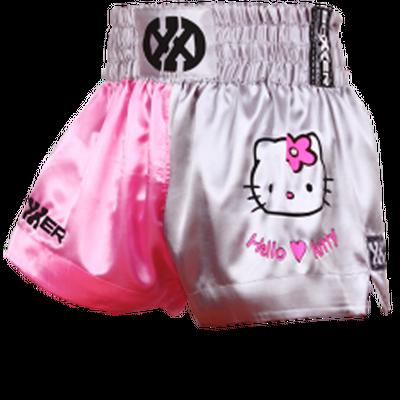 Haringey MTS (Kitty) Muay Thai Shorts