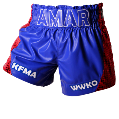KNOCKOUT MTS (Amarjeet) Muay Thai Shorts
