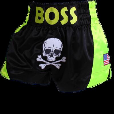 KNOCKOUT MTS (Boss) Muay Thai Shorts