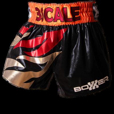 Roy Jones MTS (Nicolas) Muay Thai Shorts