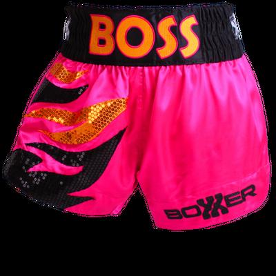 Roy Jones MTS (Roy) Muay Thai Shorts
