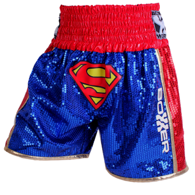 Side Stripe BX (Gary) Boxing Shorts & Trunks