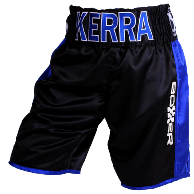 Side Stripe BX (Ismail) Boxing Shorts & Trunks