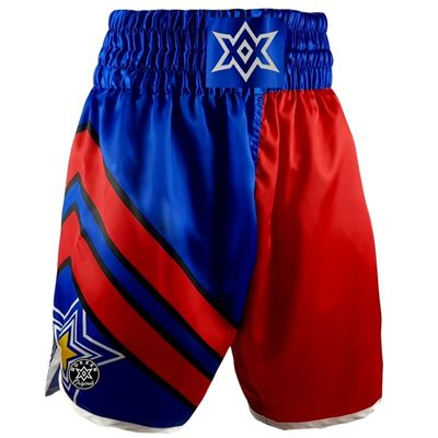 Boxxerworld Rockstar Red/ Blue