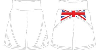 GB Slide BX | Custom Boxing Shorts & Trunks | Boxxerworld