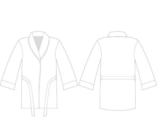 Boxxerworld Playboy Robe
