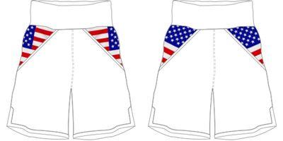 Yankee BX | Custom Boxing Shorts & Trunks | Boxxerworld