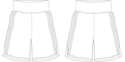 PIN STRIPE BX | Custom Boxing Shorts & Trunks | Boxxerworld