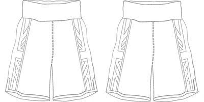 Side Jacks BX | Custom Boxing Shorts & Trunks | Boxxerworld
