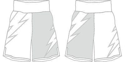 Lightning  | Custom Boxing Shorts & Trunks | Boxxerworld