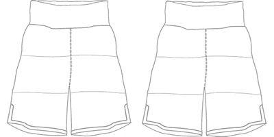 Two Flags BX | Custom Boxing Shorts & Trunks | Boxxerworld