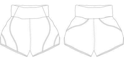Flow MTS | Custom Muay Thai Shorts | Boxxerworld