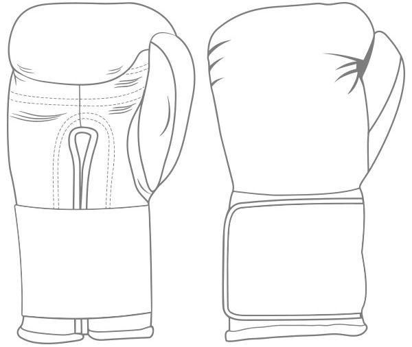 Boxxerworld Gloves Classic (Multi Colour)