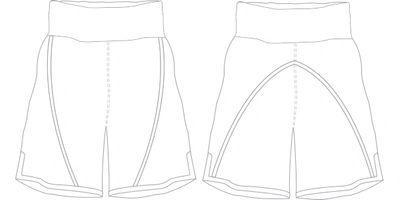 Floyd BX | Custom Boxing Shorts & Trunks | Boxxerworld