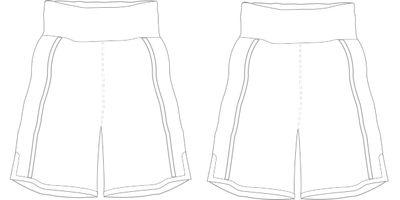 Side Stripe BX | Custom Boxing Shorts & Trunks | Boxxerworld
