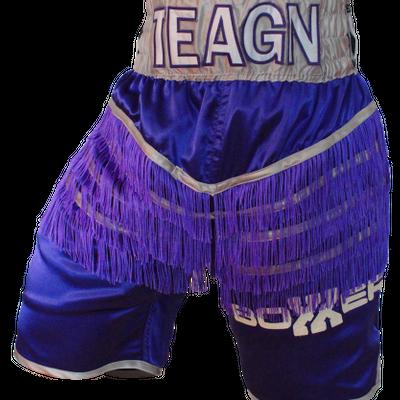 Rebel BX (Dean) Boxing Shorts & Trunks