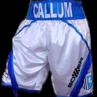 Slick BX (Chris) Custom Boxing Shorts & Trunks