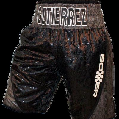 Floyd BX (Rickie) Custom Boxing Shorts & Trunks