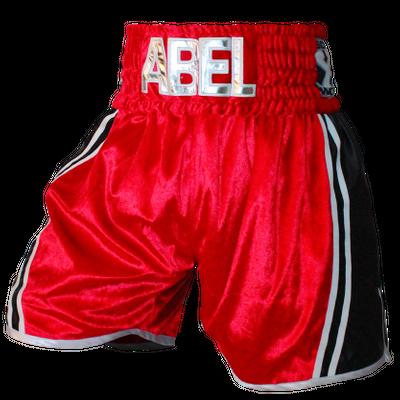 Warrior BX (Abel) Boxing Shorts & Trunks