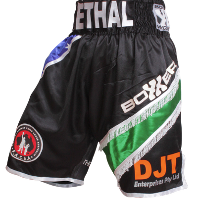 New York BX (Lovelock) Boxing Shorts & Trunks