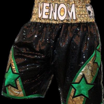 Galaxy BX (Lance) Custom Boxing Shorts & Trunks