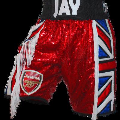 Side Jacks BX (Jamie) Boxing Shorts & Trunks