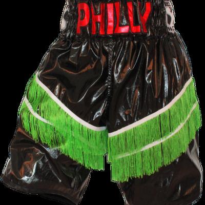 Jazzy BX (Alex) Custom Boxing Shorts & Trunks