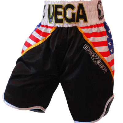 Yankee BX (Michael) Custom Boxing Shorts & Trunks