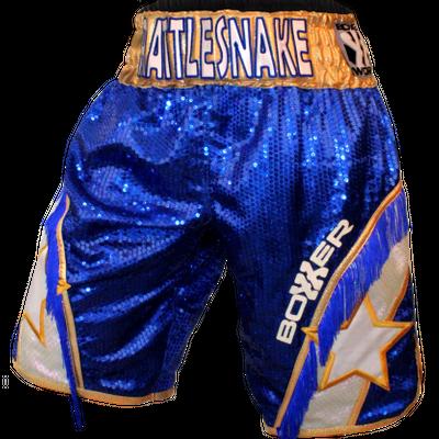 Galaxy BX (Gareth) Custom Boxing Shorts & Trunks