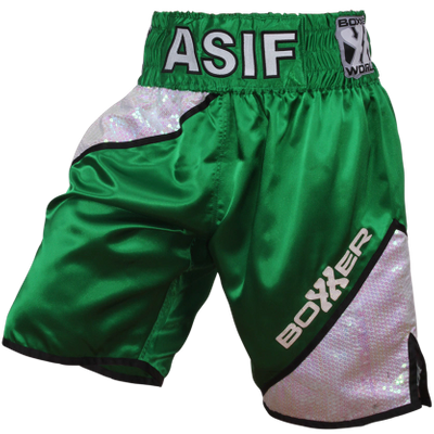 ZX BX (Asif) Boxing Shorts & Trunks
