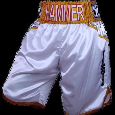 Groove BX Hammer  Custom Boxing Shorts & Trunks